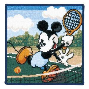 Disney(ディズニー)ミッキーテニス タオルハンカ...