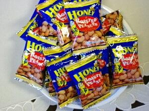 【送料無料】おつまみやおやつに 人気のハニーローストピー150g 便利なピロ袋入り/個包装タイプ/ピーナッツをハチミツでまぶした新しい味の豆菓子です。/ハニーピーナッツ【smtb-ms