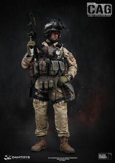 No.7萬8009 ELITE SERIES 1st SFOD-D Combat Applications Group CAG特種部隊第1特種部隊三角洲作戰分遣隊1/6花式滑水