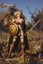 【エグゼクティブレプリカス】PL2016-85 1/6 Arhian Head Huntress Action Figure ヘッドハントレス Arhian 1...
