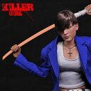 【OurWorld】Swtoys FS007 1/6 Bad Girl - Killer Girl バッド・ガール キラー・ガール 1/6スケール女性フィギュア