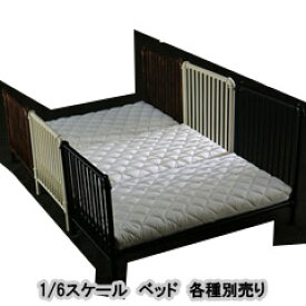【FEELWOTOYS】FW005ABC 1/6 SINGLE BED+MATTRESS set 1/6スケール シングルベッド&マットレス