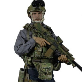 【EASY&SIMPLE】26032 Tier 1 SMU Part VIII Lone Rescuer スペシャルミッションユニット 1/6スケールフィギュア