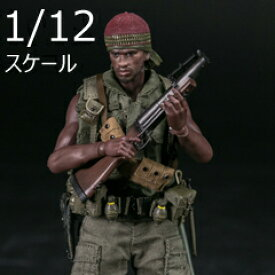 【DAM】PES011 1/12 POCKET ELITE SERIES: ARMY 25th Infantry Division Private WITH M79 GRENADE LAUNCHER ベトナム戦争 アメリカ陸軍 第25歩兵師団 1等兵 M79グレネードランチャー 1/12スケールフィギュア