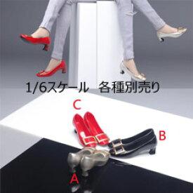 【ACNTOYS】ACN006 ABC Women's Shoes 女性ドール用ハイヒール 1/6スケール 女性ドール・フィギュア用シューズ