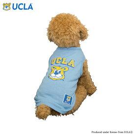 UCLA(ユーシーエルエー)ドッグウエア ベアTシャツ大好きな飼い主さんとペアルック