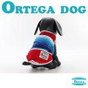 送料無料 動画有り ORTEGA (オルテガ) 犬服 Tシャツ ドッグウエア ORTG-007 アメカジ ネイティブ