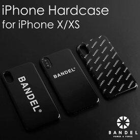 BANDEL Smartphone Case【iPhoneX/XS 対応】バンデル ハードケース