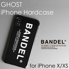 BANDEL GHOST Smartphone Case【iPhoneX/XS 対応】バンデル ゴーストハードケース