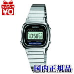 LA670WA-1JF【CASIO】カシオスタンダードレディース腕時計日常生活用防水樹脂ガラス国内正規品ウォッチWATCHメーカー保証付き販売種類