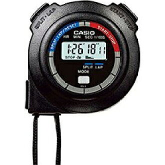 HS-3C-8AJH Casio stopwatch watch 1 / 1000 of a second measurement 10 hours total domestic genuine watch WATCH manufacturers warranty sales type Christmas gifts fs3gm