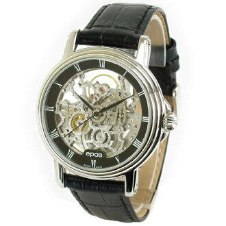 Sale kind present with the whole world /3336 ETA2892-A2 EPOS エポスメンズ watch domestic regular article watch WATCH maker guarantee