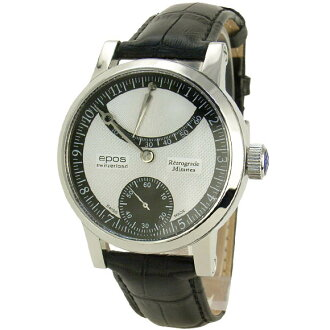 Sale kind present with the whole world /3379SL Unitas6498 EPOS エポスメンズ watch domestic regular article watch WATCH maker guarantee
