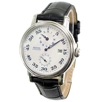 Sale kind present with the whole world /3392AWH ETA 2892-A2 14070DD EPOS エポスメンズ watch domestic regular article watch WATCH maker guarantee