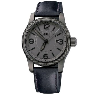 Sale kind present with the whole world / 73376294263 big crown date ORIS cages men watch watch watch WATCH maker guarantee