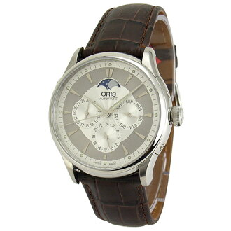 Sale kind present with the whole world / 58175924051D ETA2688/2671 see-through back ORIS cages men clock watch watch WATCH maker guarantee