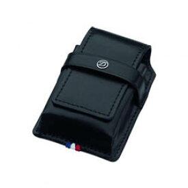 180024/ライターケース(ブラック)/ S.T.Dupont エス・テー・デュポン ライターケース(ブラック) 送料無料 プレゼント