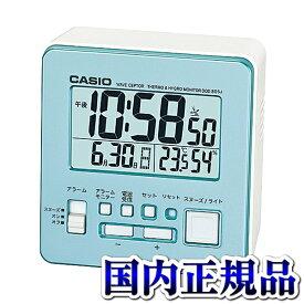 【クーポン利用で800円OFF】DQD-805J-2JF 温度・湿度計 CASIO カシオ CLOCK クロック プレゼント