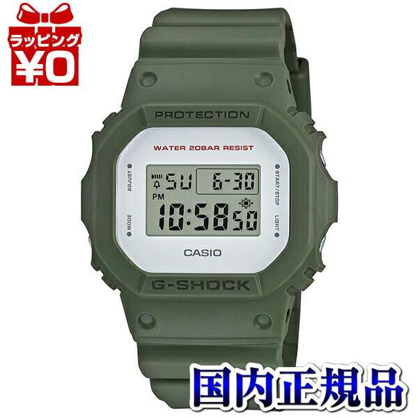 【エントリーでさらにポイント10倍】DW-5600M-3JF カシオ CASIO G-SHOCK Gショック ミリタリーカラー メンズ 腕時計 プレゼント アスレジャー