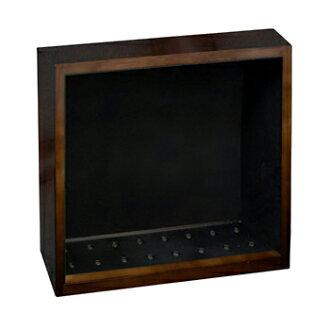 BW-WH BOXY Design bokushidezaimburikkuwaindashisutemuuddohaujingu鐘表收藏uotchiwainda收藏表箱組合最大可以的數量12件郵費包含禮物