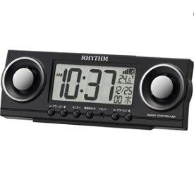 8RZ177SR02 CITIZEN CLOCK RHYYHM シチズンクロック リズム フィットバトラージューク 置時計国内正規品 プレゼント フォーマル