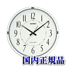 【クーポン利用で800円OFF】IQ-1006J-7JF CLOCK クロック CASIO カシオ 掛け時計 時計 国内正規品 プレゼント