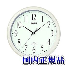 【クーポン利用で300円OFF】IQ-1060J-7JF CLOCK クロック CASIO カシオ 掛け時計 時計 国内正規品 プレゼント ブランド