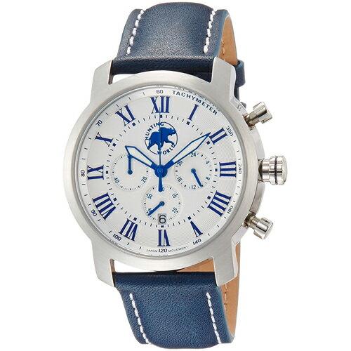 【ポイント10倍】HW930NV HUNTING WORLD ハンティングワールド ランドスケープ メンズ 腕時計 送料無料