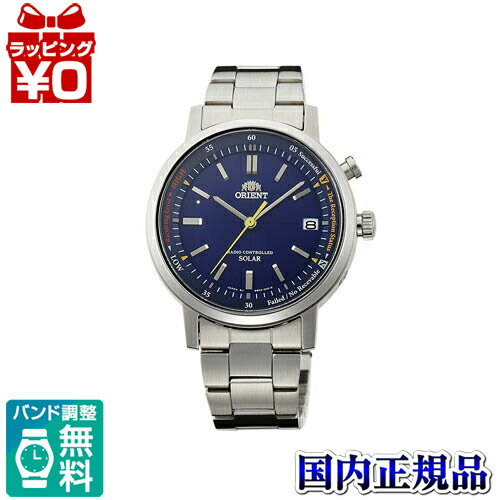 【ポイント10倍】WV0111SE ORIENT オリエント EPSON エプソン スタイリッシュアンドスマート STYLISH & SMART メンズ 腕時計 国内正規品 送料無料