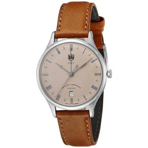 【エントリーでポイント5倍】DF-9006-10 DUFA ドゥッファ WeimarGMT メンズ 腕時計 国内正規品 送料無料