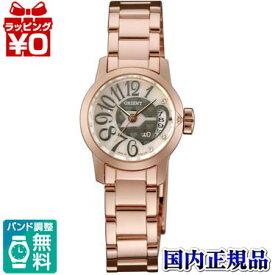 【クーポン利用で10%OFF】WI0011SZ ORIENT オリエント EPSON エプソン io イオ ピンクゴールド レディース 腕時計 国内正規品 送料無料 ブランド