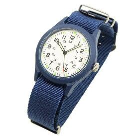 ALW-46374-2A2RB ALPHA INDUSTRIES アルファインダストリーズ ベトナムウォッチ 青 白 ブルー ナイロン MA-1に合う 雑貨 ファッション 小物 腕時計 時計 アナログ 36mm ユニセックス 男女兼用腕時計 国内正規品 送料無料