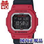 GW-M5610RB-4JFG-SHOCKGショックジーショックCASIOカシオレッド&ブラックメンズ腕時計国内正規品送料無料