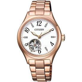 PC1002-85A CITIZEN COLLECTION シチズンコレクション CITIZEN シチズン 自動巻き メカニカル レディース 腕時計 国内正規品 送料無料