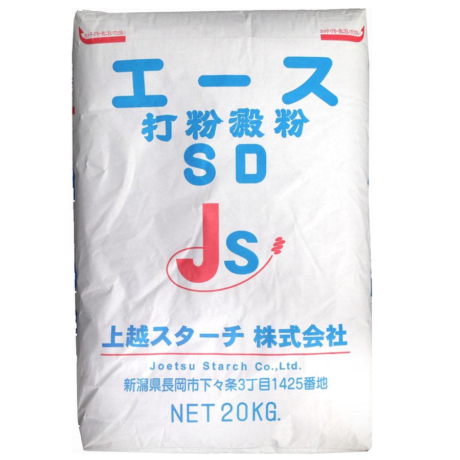 上越スターチ 打粉澱粉エースSD 20kg