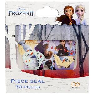 【アナと雪の女王2】サンスター文具ピースシールDC FR/3DS8580669ピースシール【シールがアナ雪2で】【アナ雪2】
