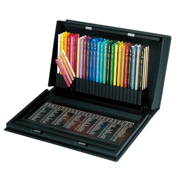 【数量限定大特価】【送料無料】三菱鉛筆ユニカラー色鉛筆100色セット大人の塗り絵・コロリアージュ向け