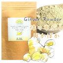 【即日発送】◆生姜パウダー 生姜粉末 ジンジャーパウダー Ginger Powder  100g【スリランカ産。メール便の為日…