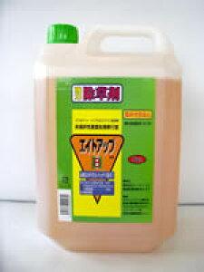 【送料無料】エイトアップ5L 3本セット 除草剤