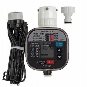 かんたん水やりタイマー 雨センサー付 GTA211 / 自動水やり タイマー 散水 雨 検知 タカギ