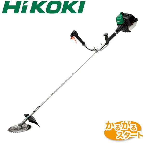【送料無料】【HiKOKI】 エンジン刈払機 CG24ECP(S) 刈払機 草刈機 草刈り機 本体 エンジン式 エンジン 日立工機