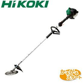 【送料無料】【HiKOKI】 エンジン刈払機 CG24ECP(SL) 刈払機 草刈機 草刈り機 本体 エンジン式 エンジン 日立工機
