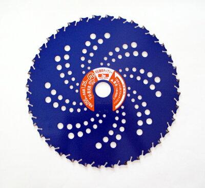 青龍230×36Pチップソー替刃三陽金属草刈機刈払機パーツ【代引不可】