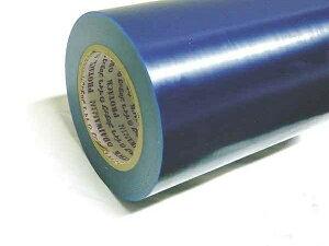 【ポイント5倍】金属表面保護テープ ダイワプロタック 青色 厚み0.07mmx幅150mmx100m