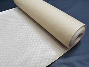 ポリクロス PEクロス紙 50g 全面PE貼り 幅1200mmx長さ100m 巻紙 PEクロス PE紙 ポリクロス 梱包 ロール ポリクロス紙