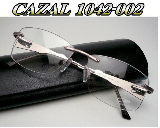 カザール 2011 メガネフレームCAZAL1042−002度付 メガネ 眼鏡 伊達メガネ【P08Apr16】