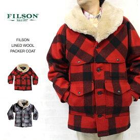 フィルソン FILSON LINED WOOL PACKER COAT ラインドウール パッカーコート