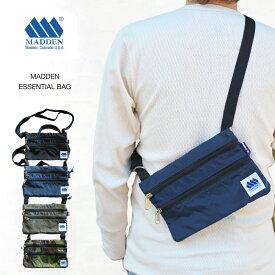 メデン MADDEN ESSENTIAL BAG エッセンシャルバッグ アメリカ製