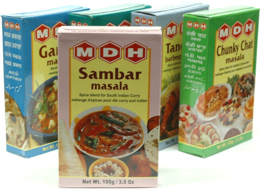 【F対象商品12点購入で送料無料】MDH サンバルマサラ(MDH samdar masala)【100g】