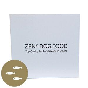 国産ドッグフード ZEN プレミアムドッグ グレインフリー しらす アダルト&シニア 4kg(1kg×4袋)